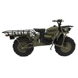 Moto Tractor Smaller