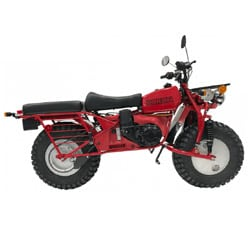 Ranger Rokon Bike Street Legal Smaller